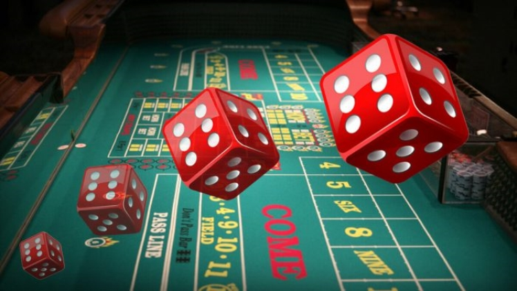 Craps: The Exciting Game!